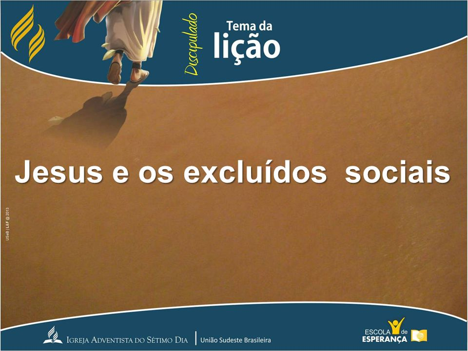 Jesus e os excluídos sociais