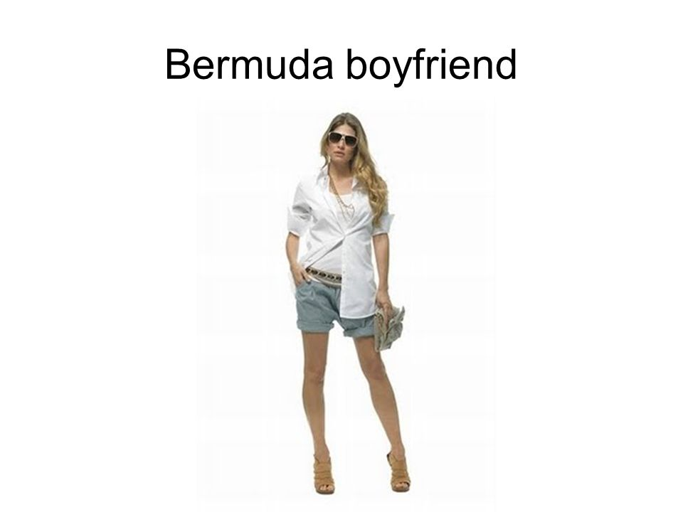 Bermuda boyfriend
