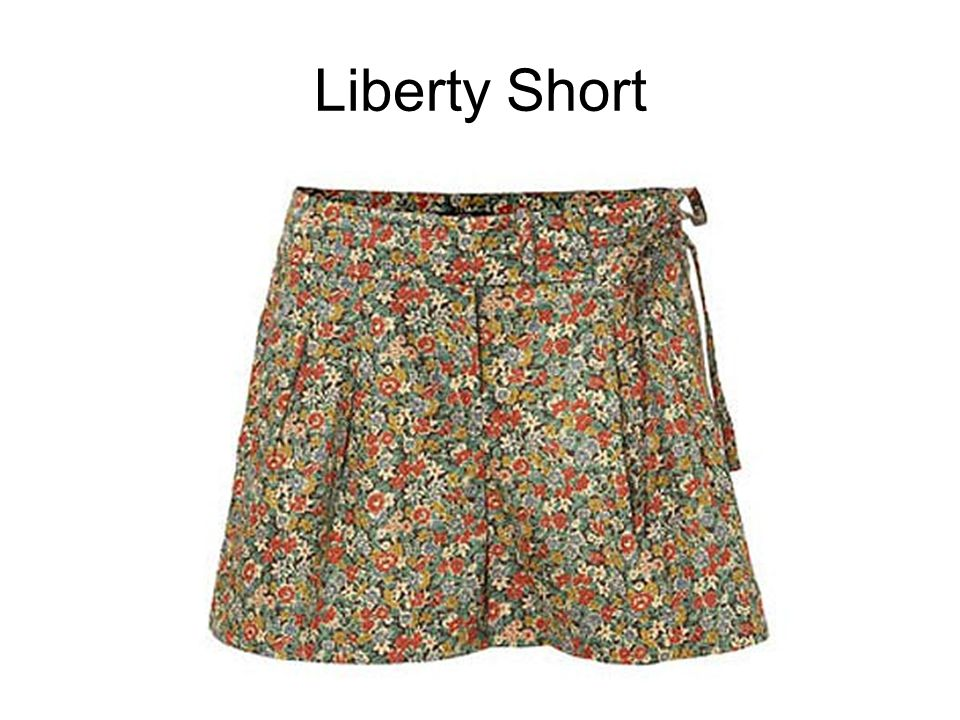 Liberty Short