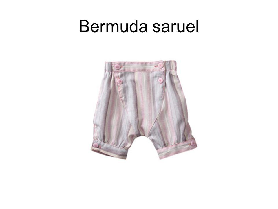 Bermuda saruel