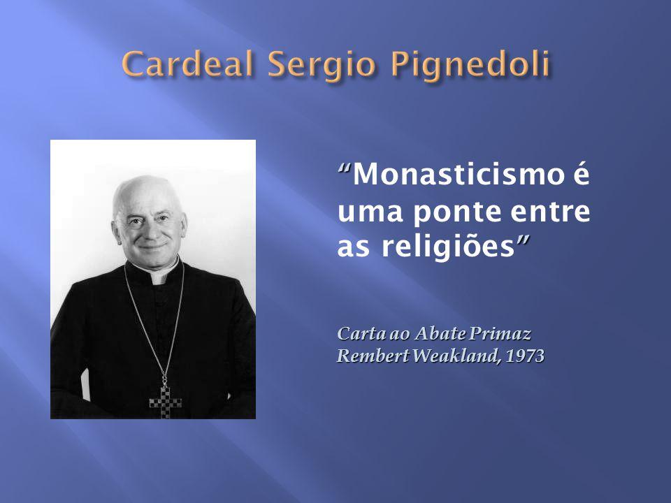 Cardeal Sergio Pignedoli
