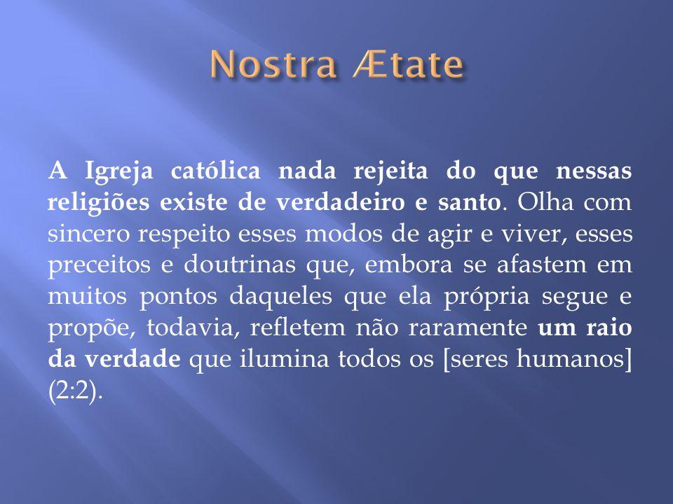 Nostra Ætate