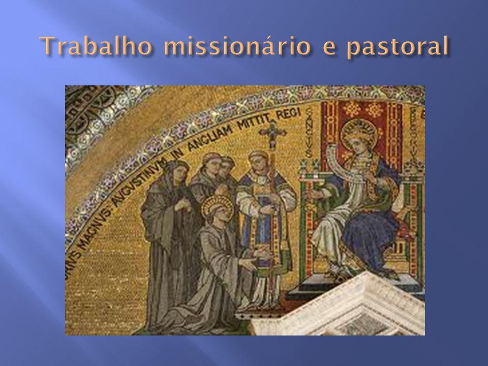 Trabalho missionário e pastoral