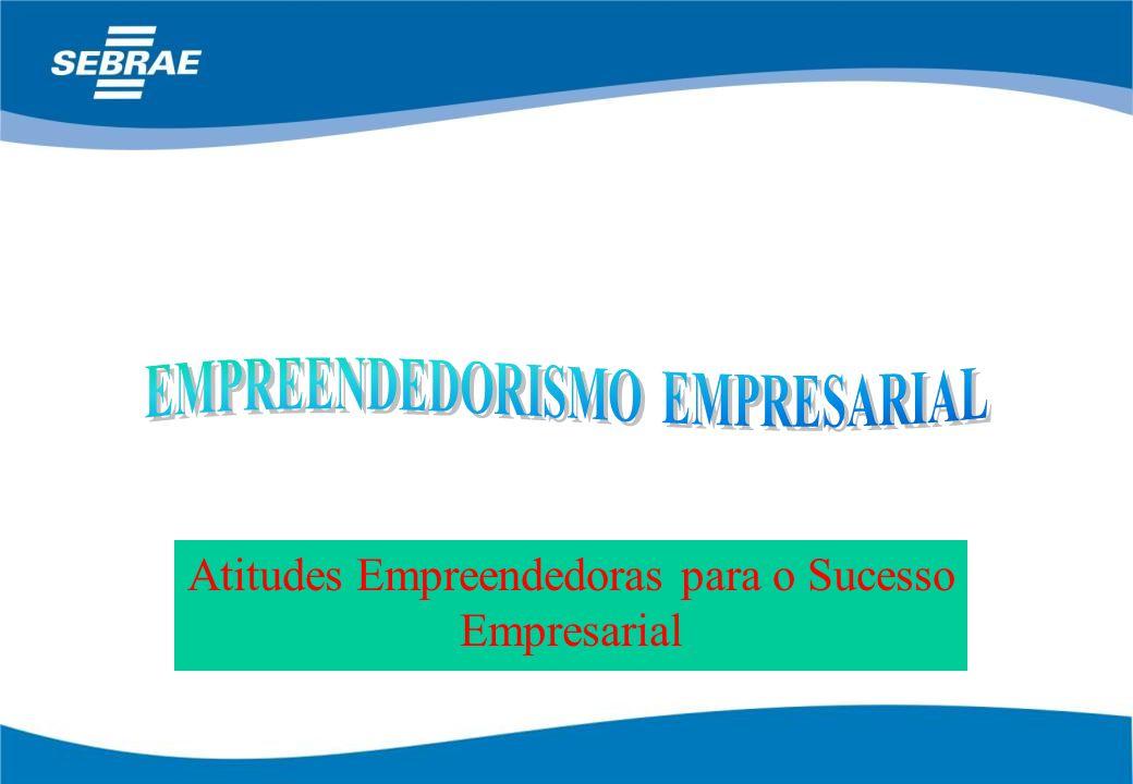 Atitudes Empreendedoras para o Sucesso Empresarial