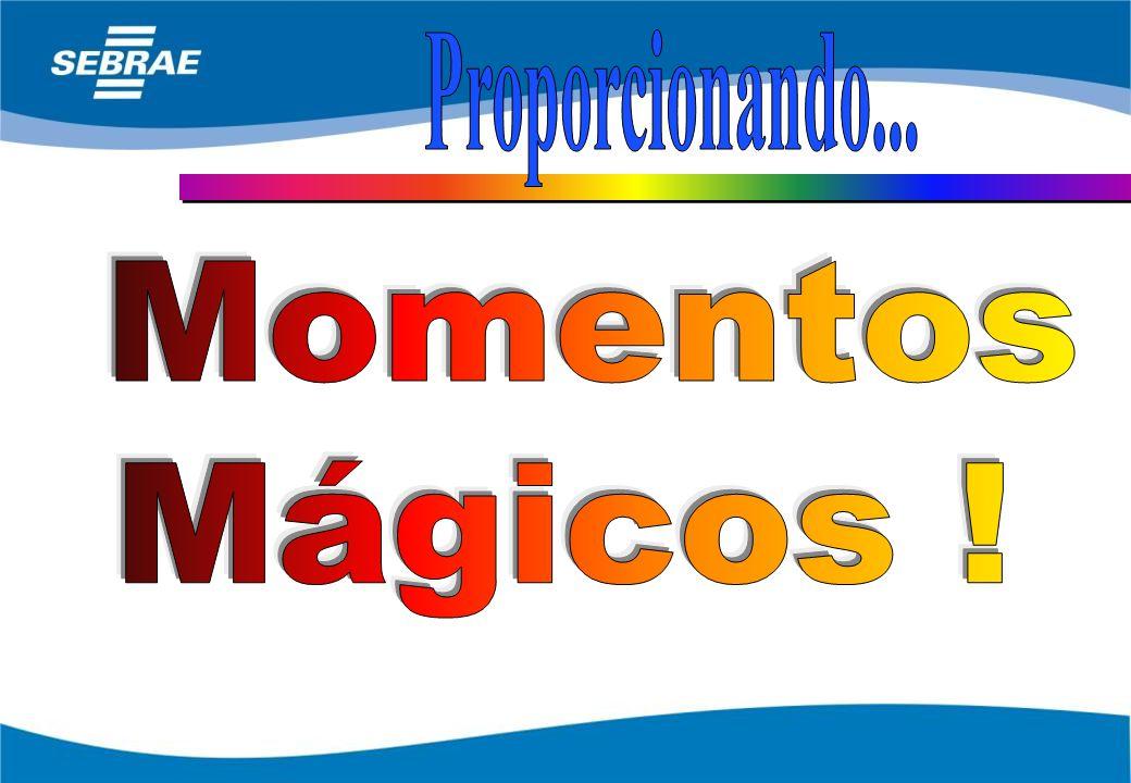Proporcionando... Momentos Mágicos !