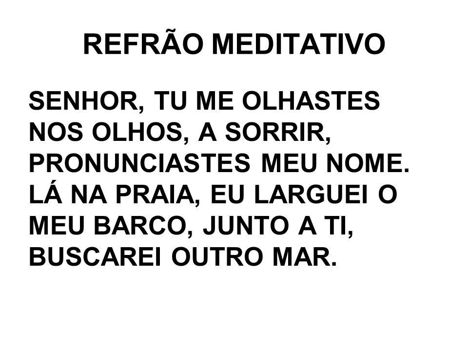 REFRÃO MEDITATIVO