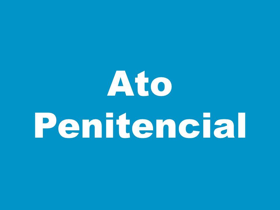 Ato Penitencial