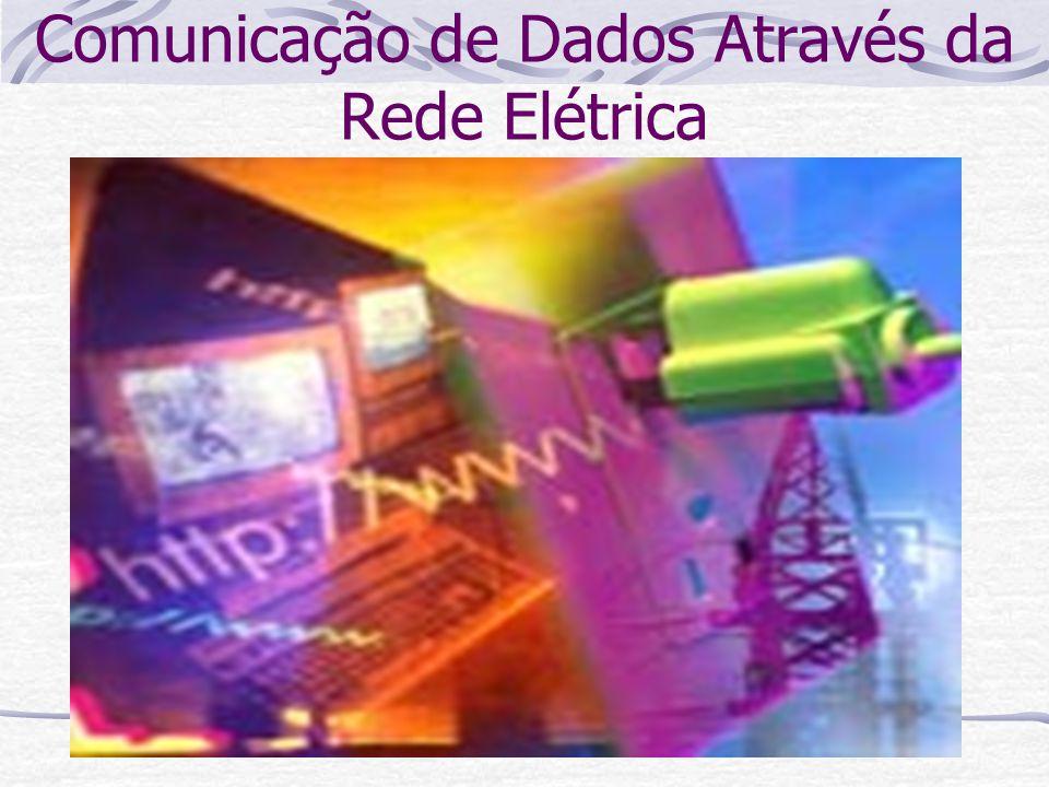 Comunicação de Dados Através da Rede Elétrica