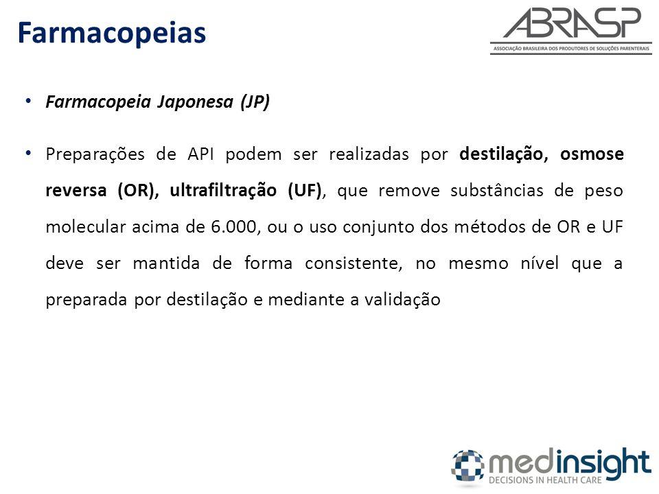 Farmacopeias Farmacopeia Japonesa (JP)