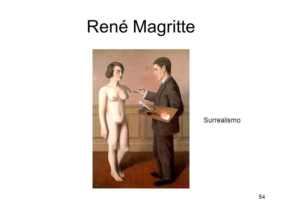 René Magritte Surrealismo