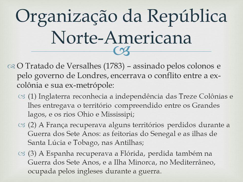 Organização da República Norte-Americana