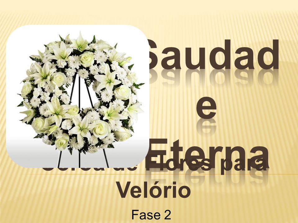 Coroa de Flores para Velório