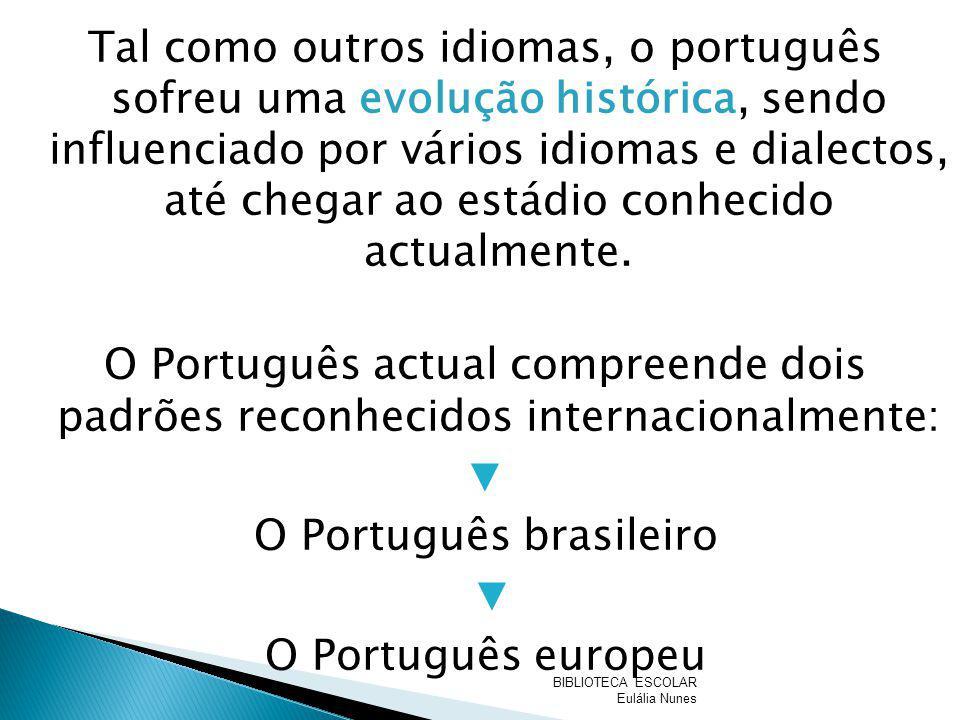 O Português brasileiro