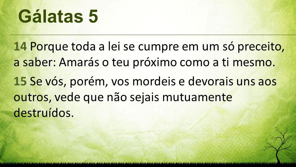 Gálatas 5