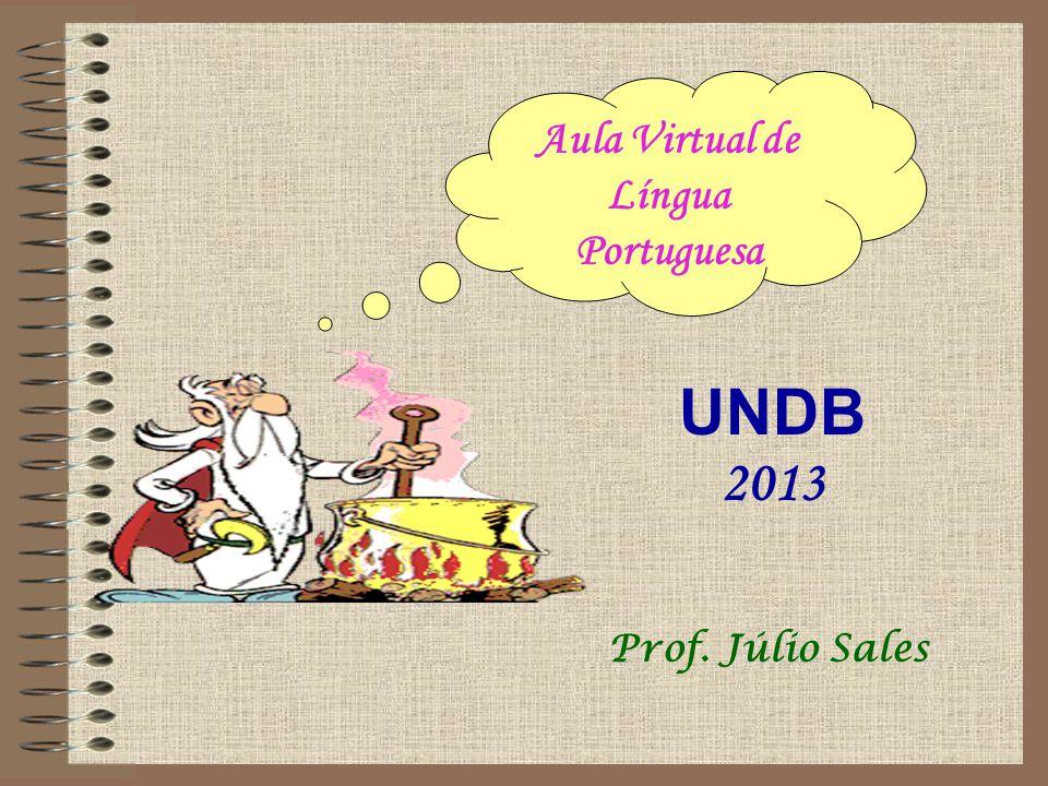 Aula Virtual de Língua Portuguesa