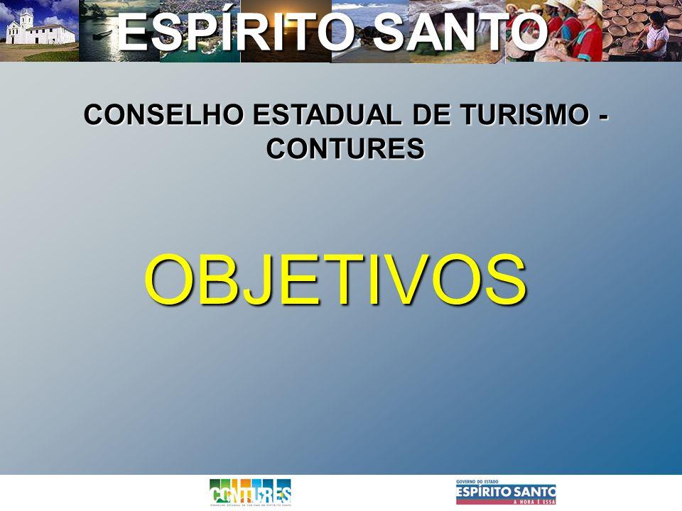 CONSELHO ESTADUAL DE TURISMO - CONTURES