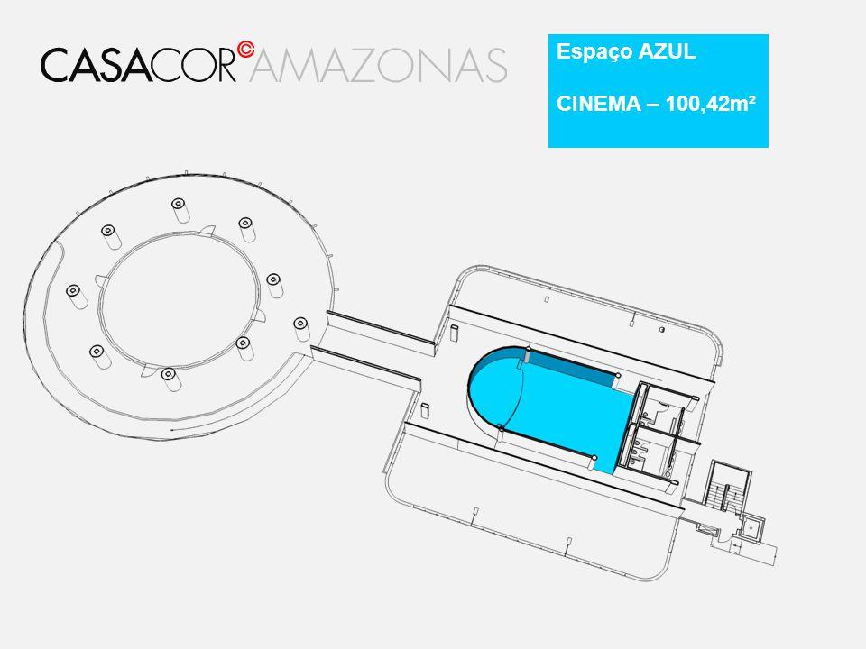 Espaço AZUL CINEMA – 100,42m²