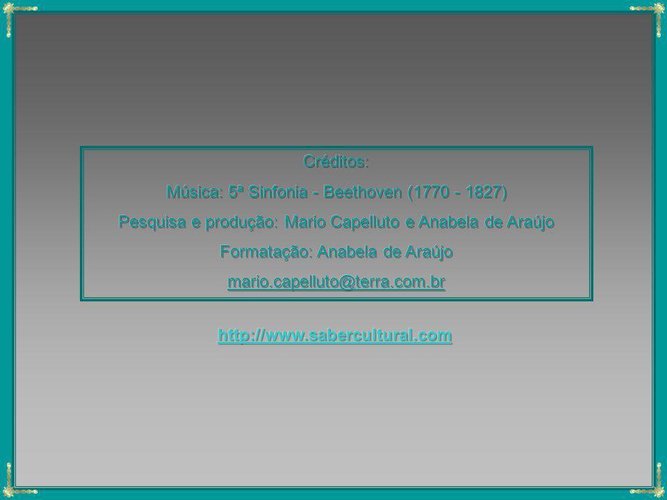 Música: 5ª Sinfonia - Beethoven (1770 - 1827)