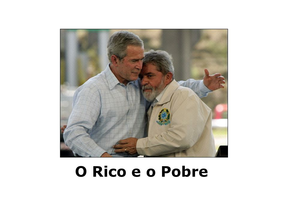 O Rico e o Pobre