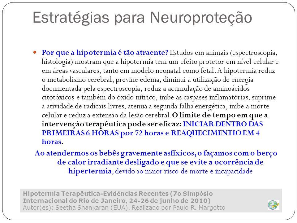 Estratégias para Neuroproteção