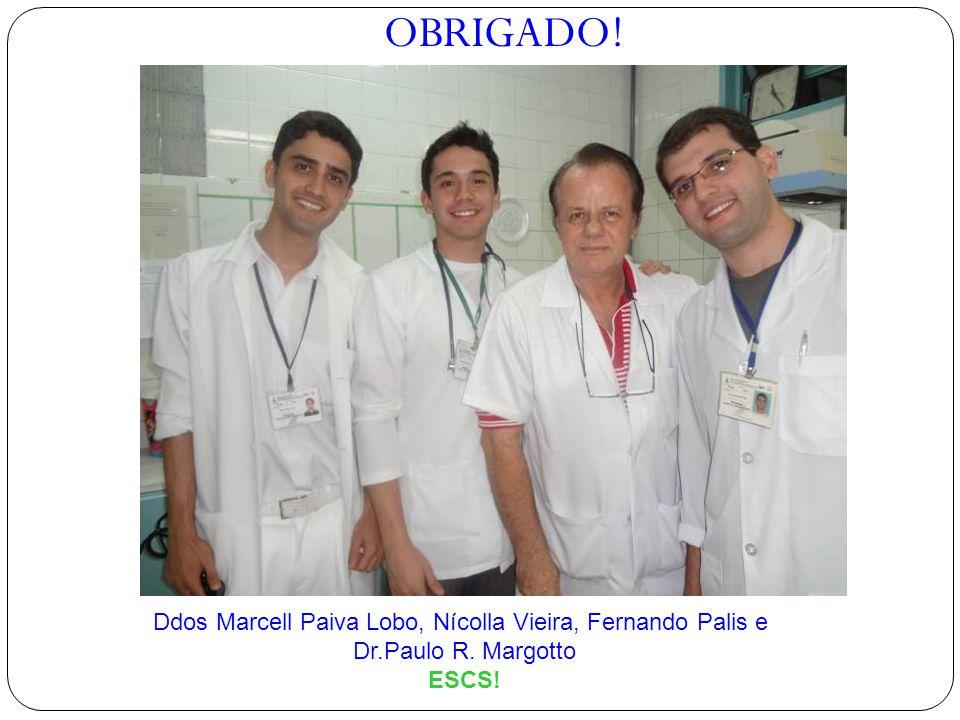 Ddos Marcell Paiva Lobo, Nícolla Vieira, Fernando Palis e