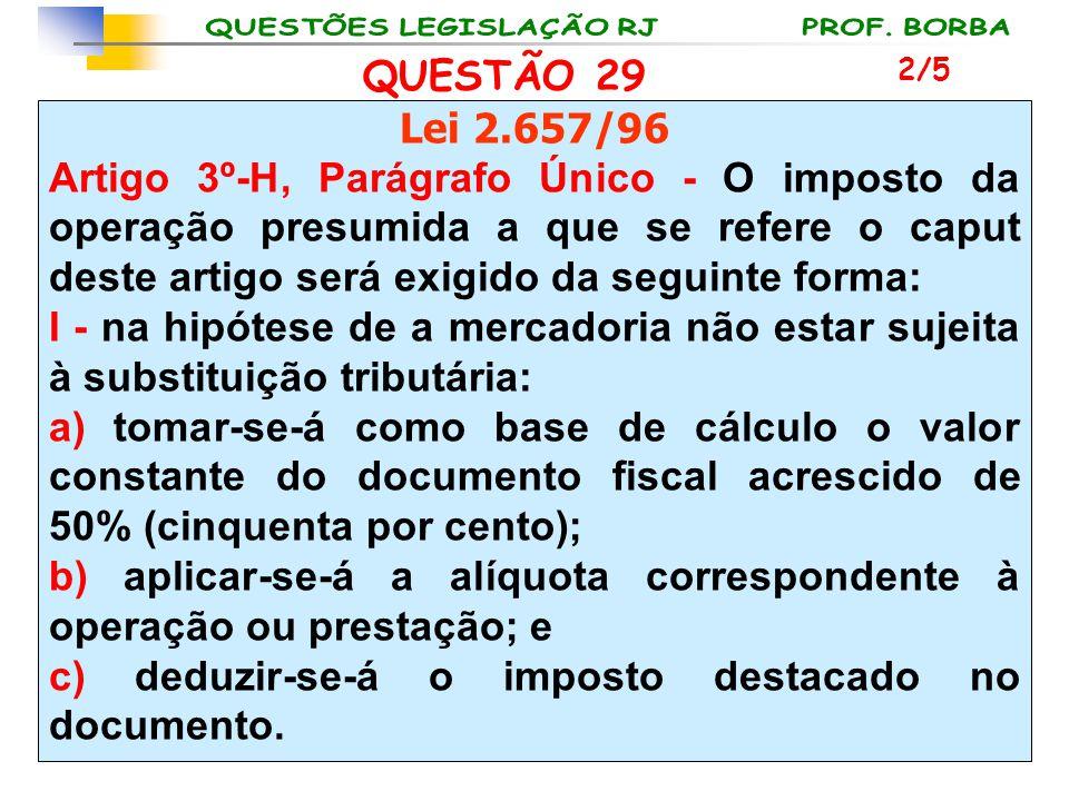 b) aplicar-se-á a alíquota correspondente à operação ou prestação; e