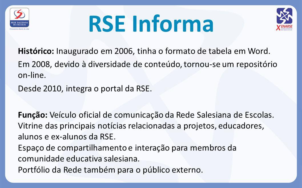 RSE Informa