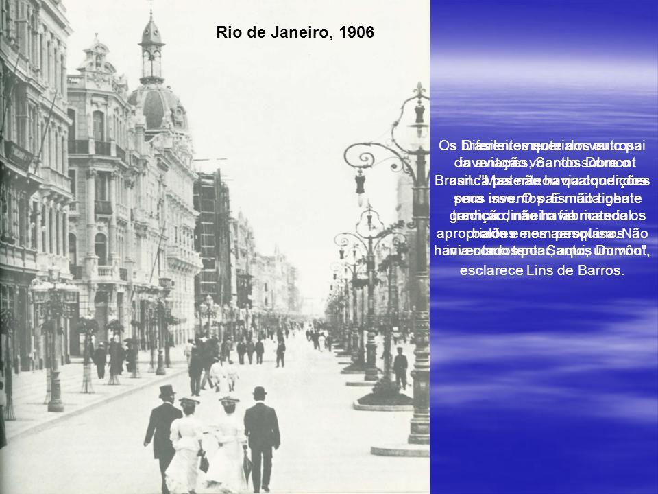 Rio de Janeiro, 1906