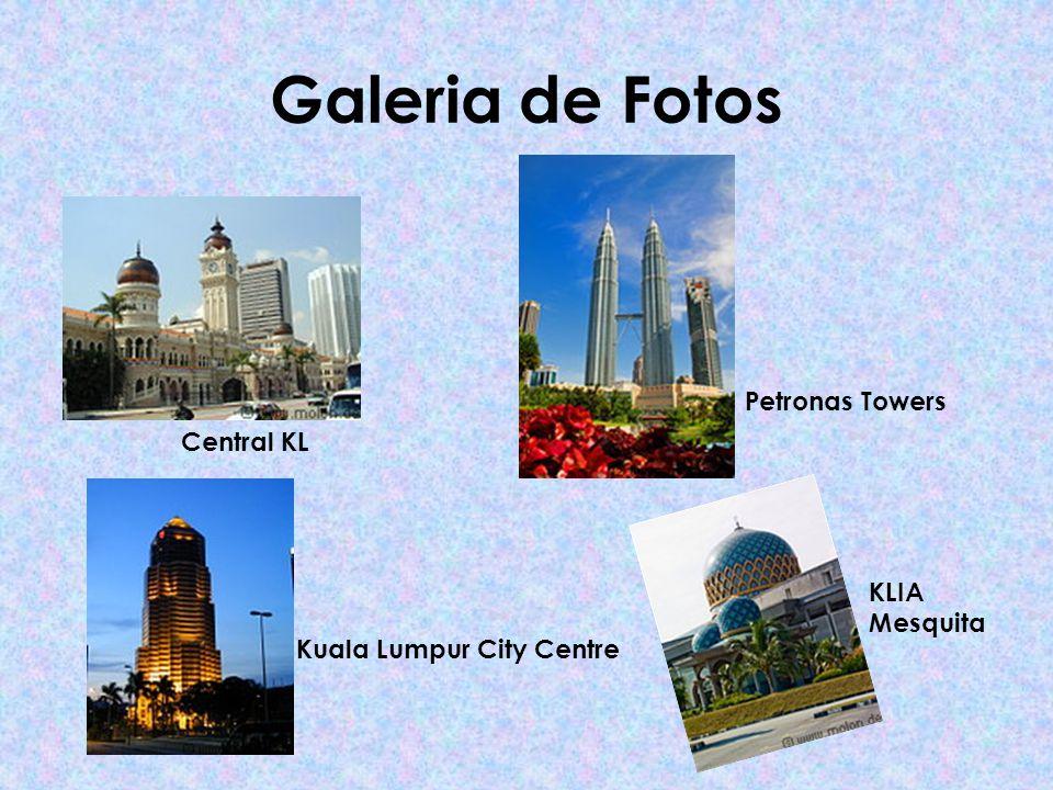 Galeria de Fotos Petronas Towers Central KL KLIA Mesquita