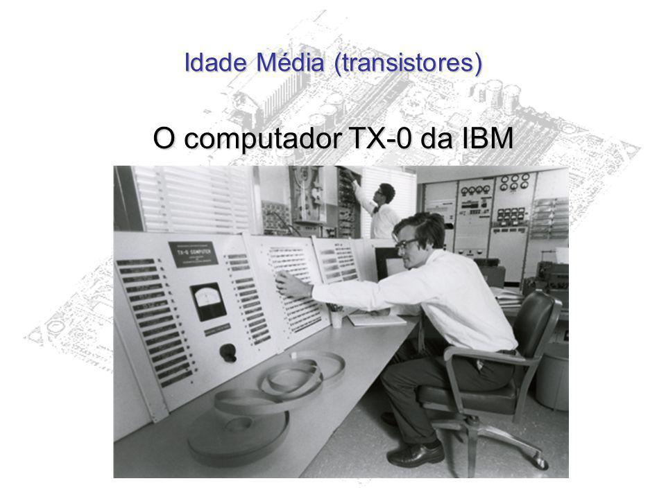 Idade Média (transistores)