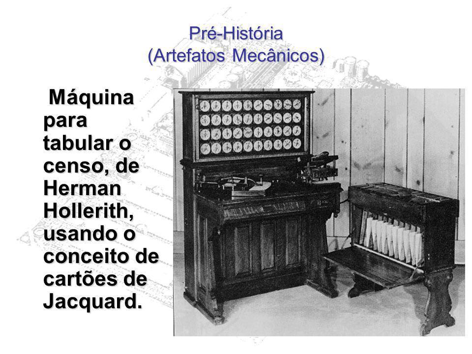 Pré-História (Artefatos Mecânicos)