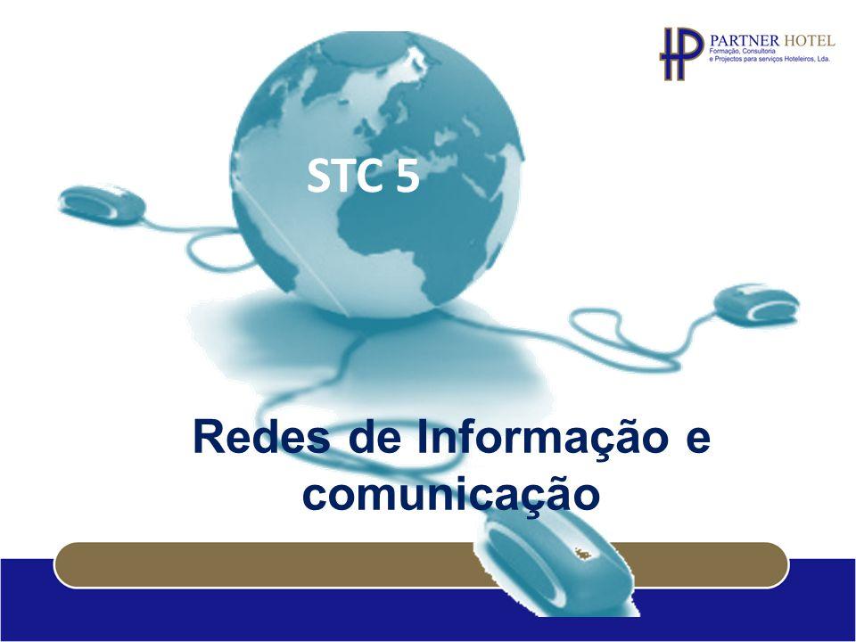 Redes de Informação e comunicação