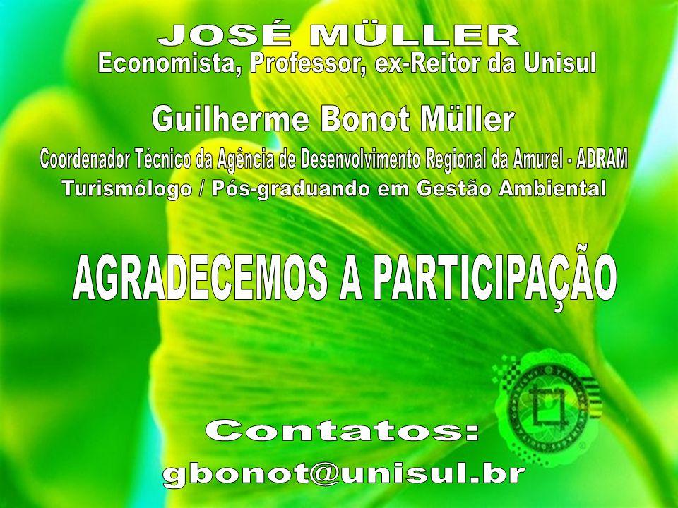 Economista, Professor, ex-Reitor da Unisul
