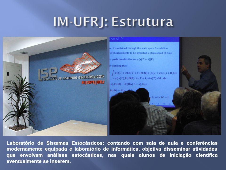 IM-UFRJ: Estrutura