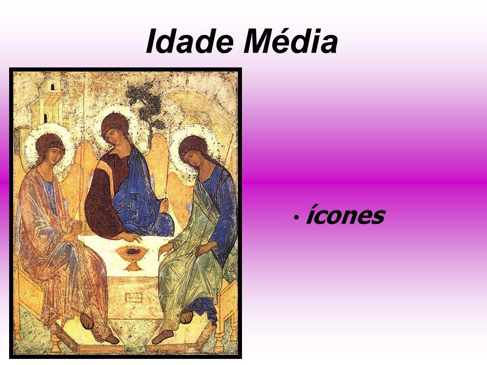 Idade Média ícones