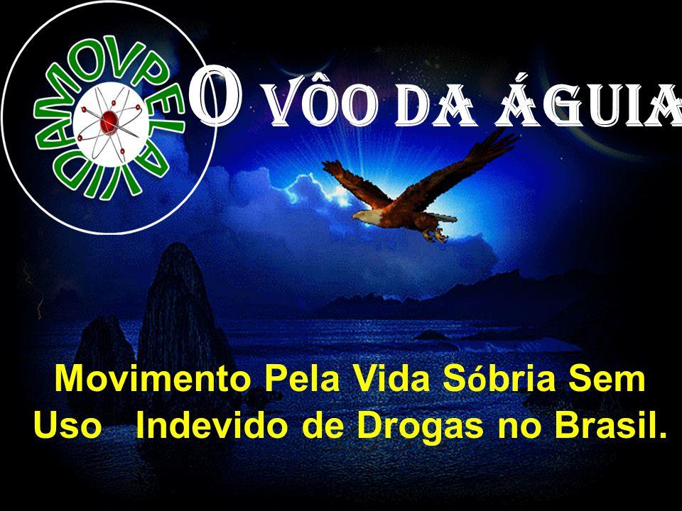 Movimento Pela Vida Sóbria Sem Uso Indevido de Drogas no Brasil.