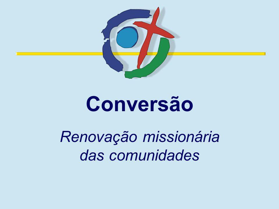 Renovação missionária das comunidades