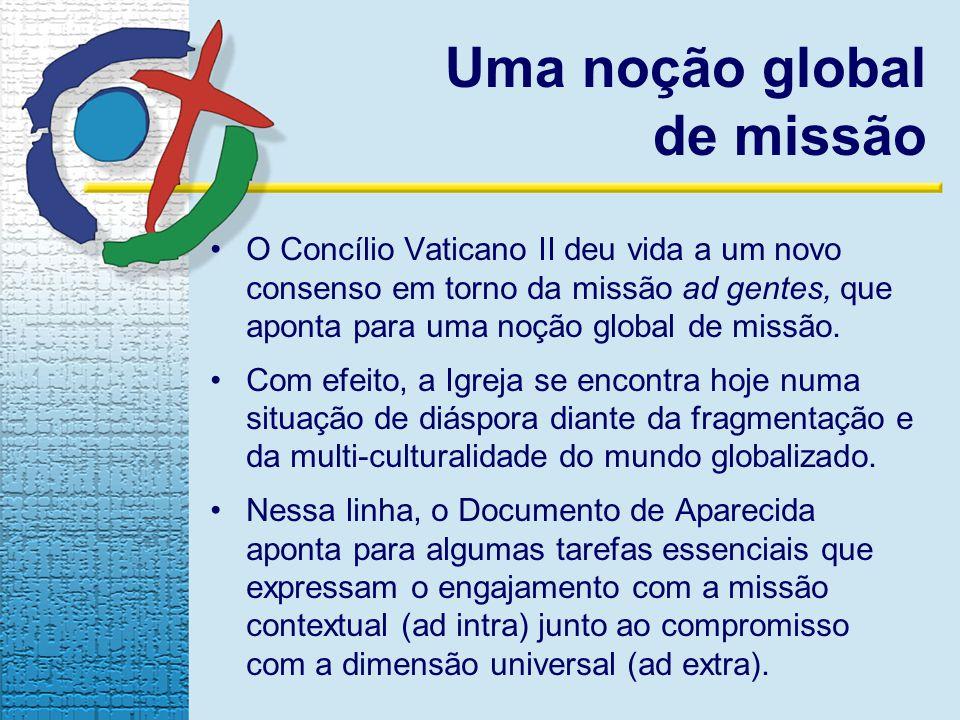 Uma noção global de missão