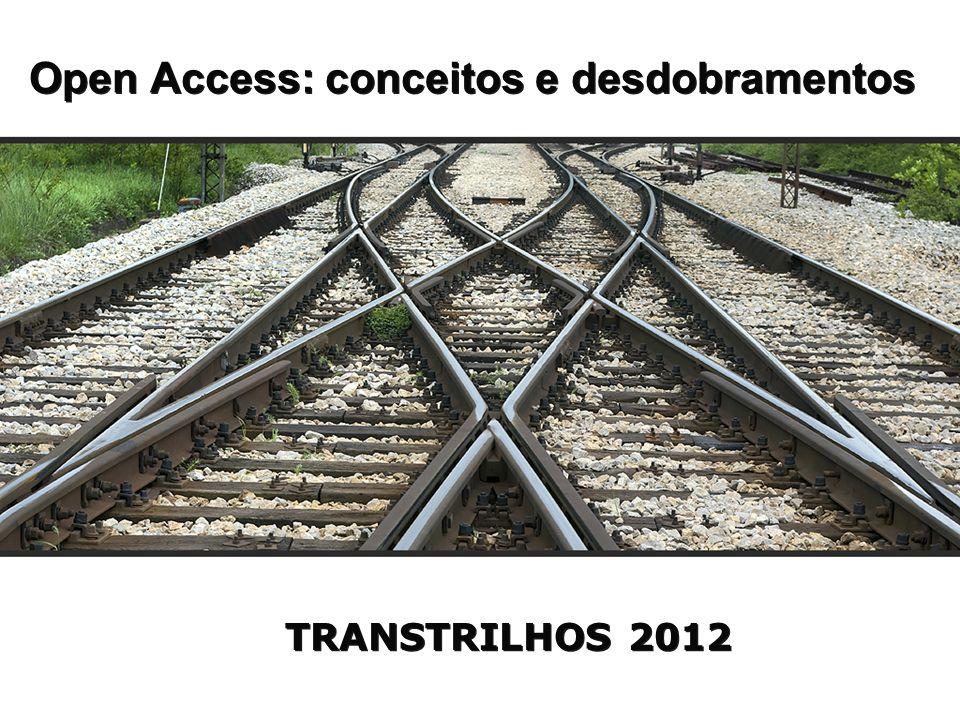 Open Access: conceitos e desdobramentos