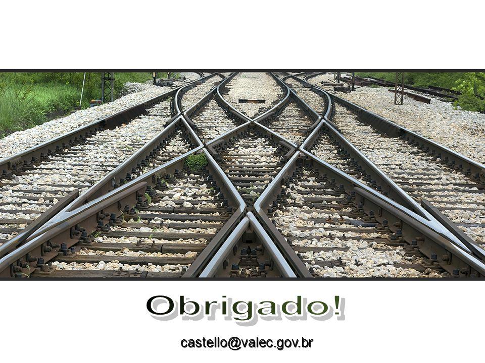 Obrigado! castello@valec.gov.br