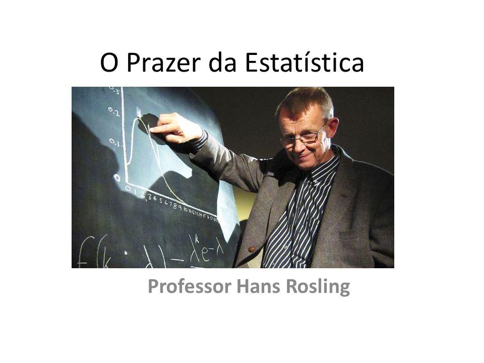 O Prazer da Estatística