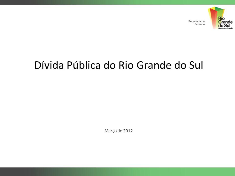 Dívida Pública do Rio Grande do Sul