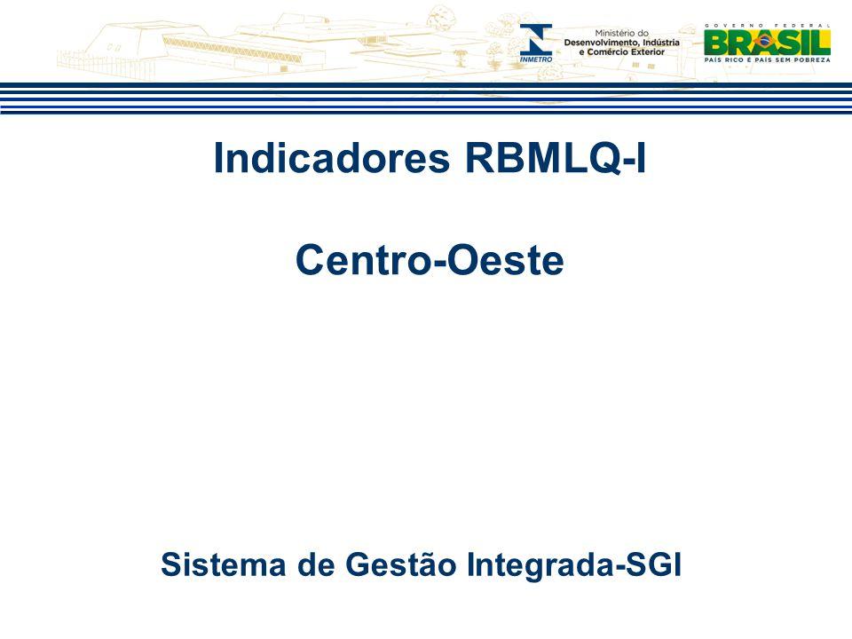 Indicadores RBMLQ-I Centro-Oeste