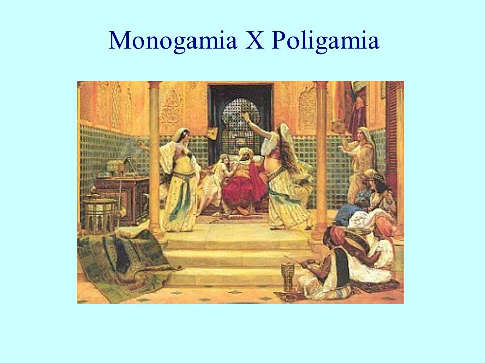 Monogamia X Poligamia