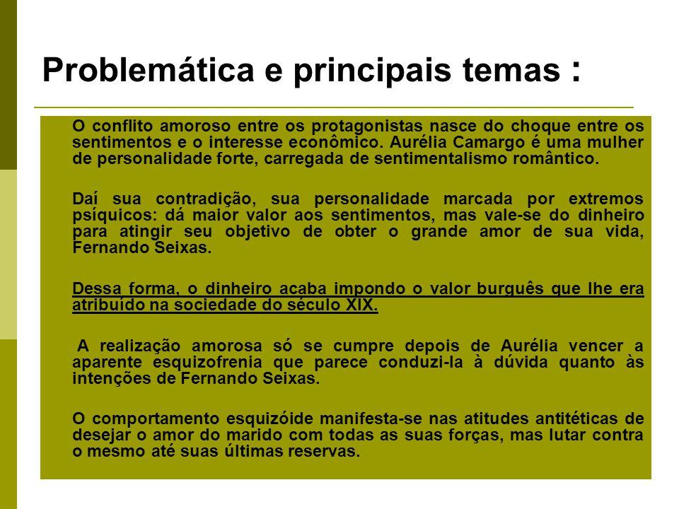 Problemática e principais temas :