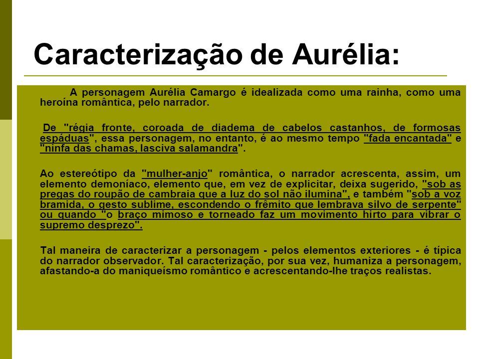 Caracterização de Aurélia:
