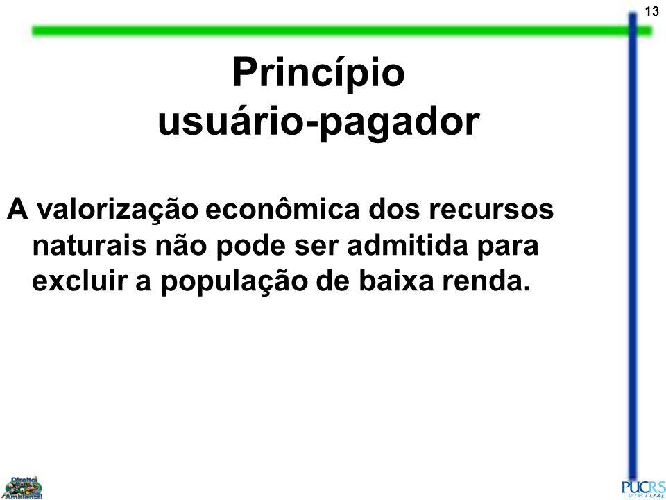 Princípio usuário-pagador