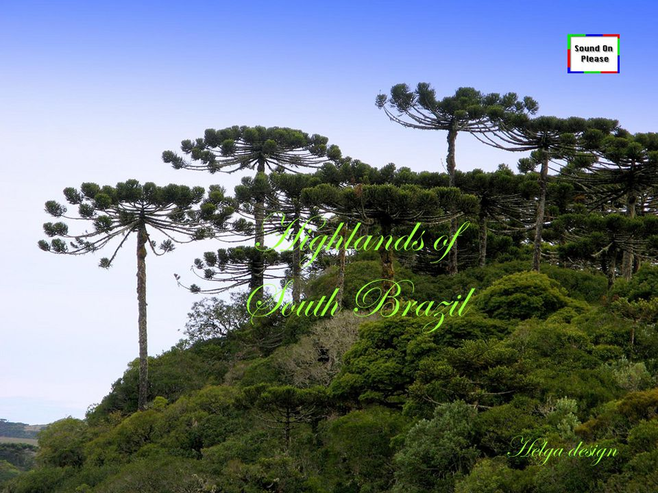 Highlands of South Brazil