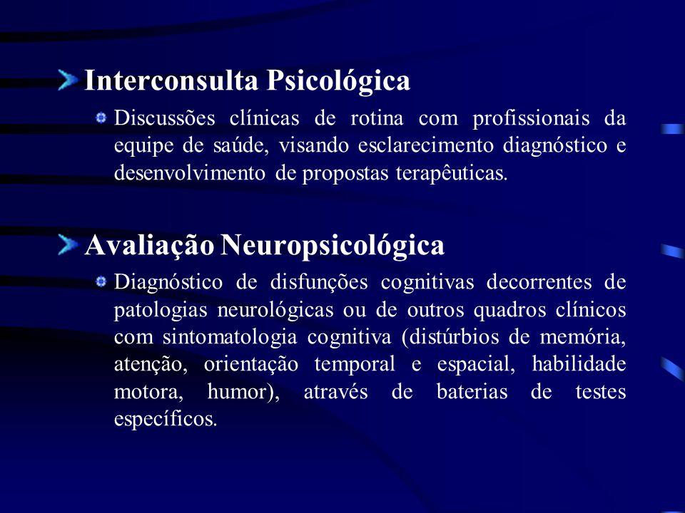 Interconsulta Psicológica