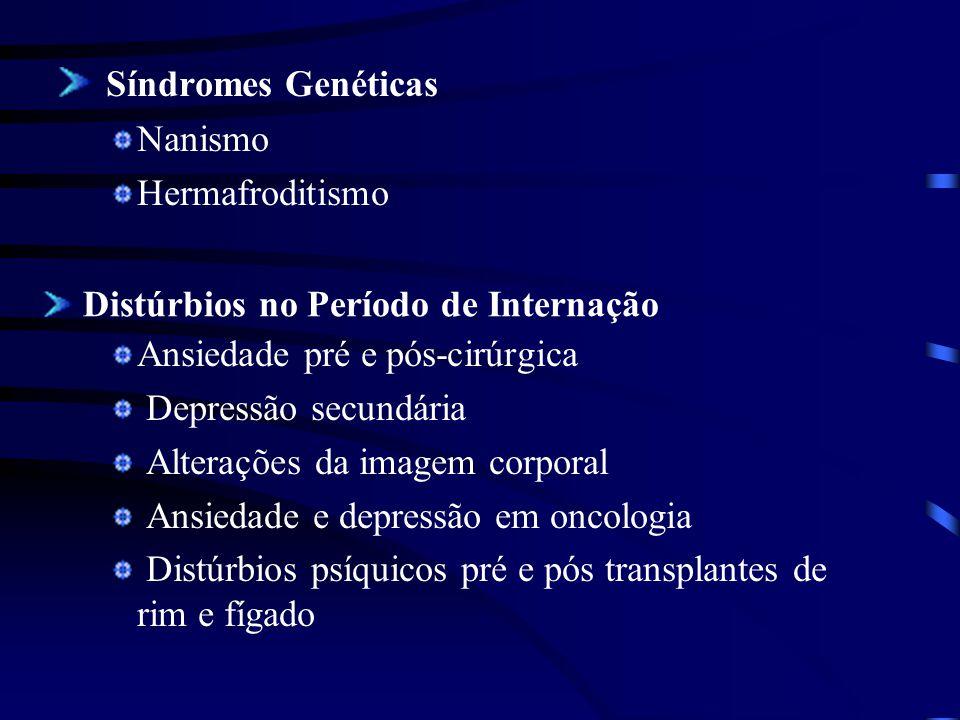Síndromes Genéticas Nanismo Hermafroditismo
